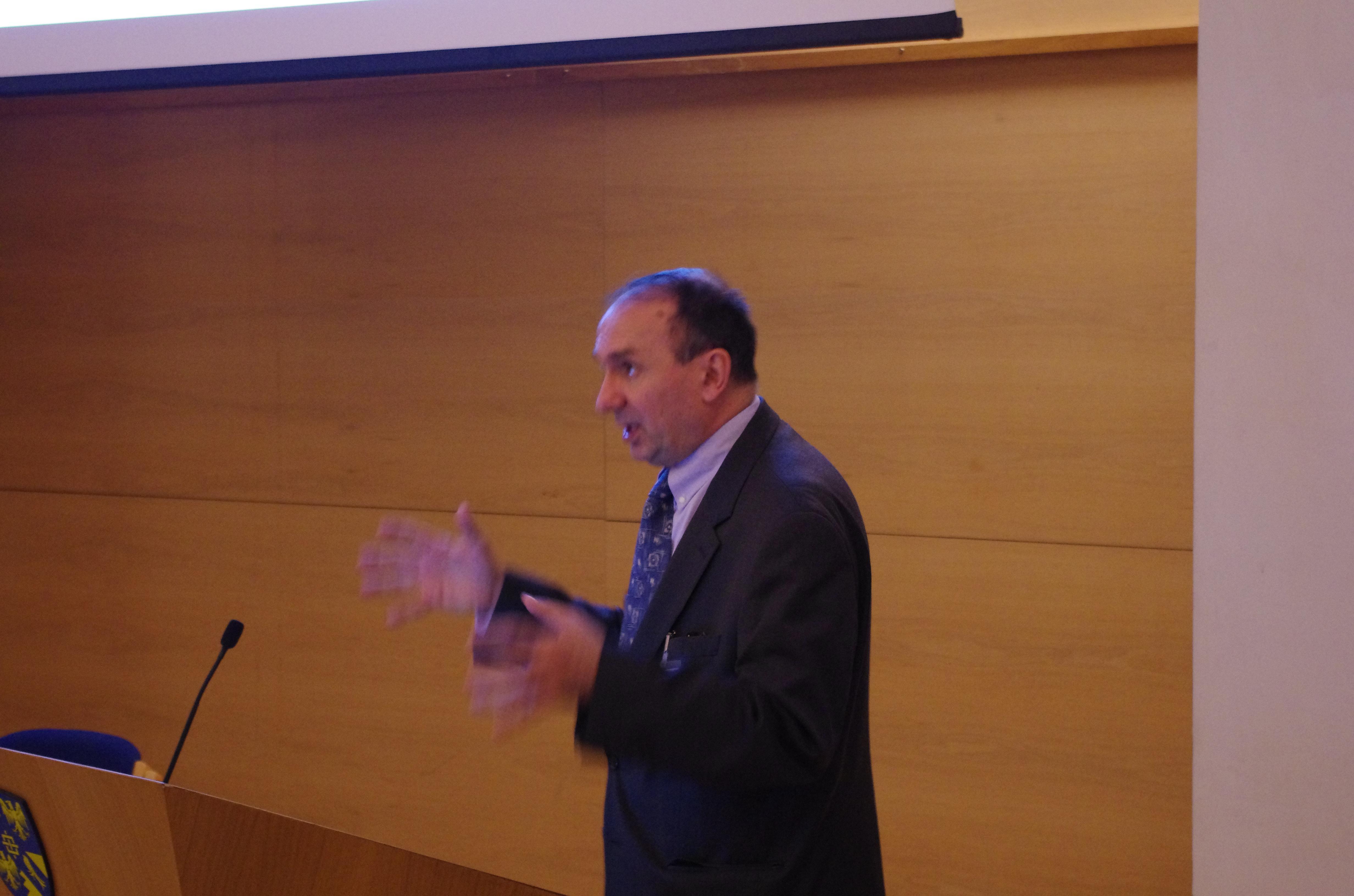Professor Strbac illustrates the size of the problem