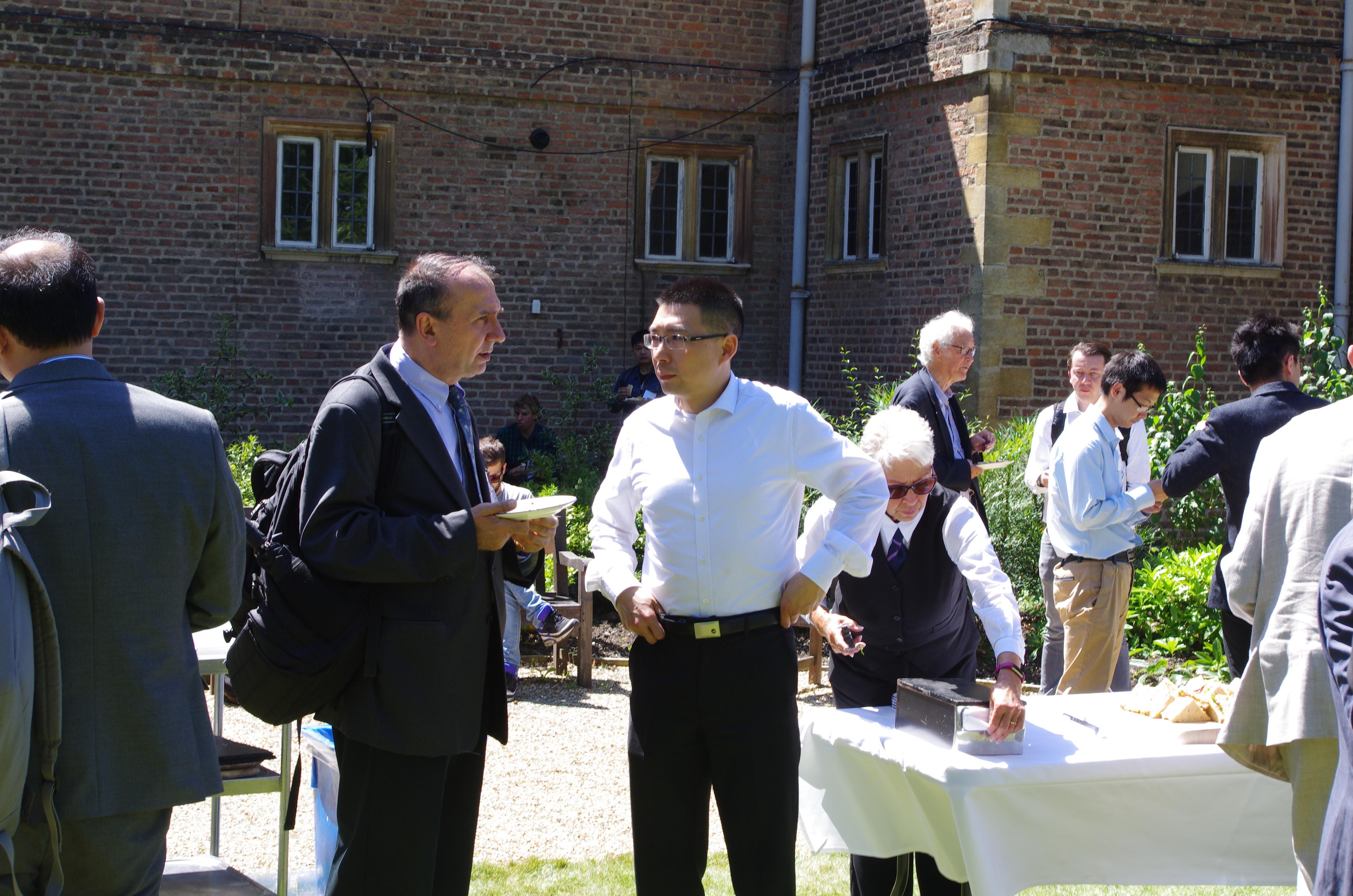 Professors Yu and Strbac