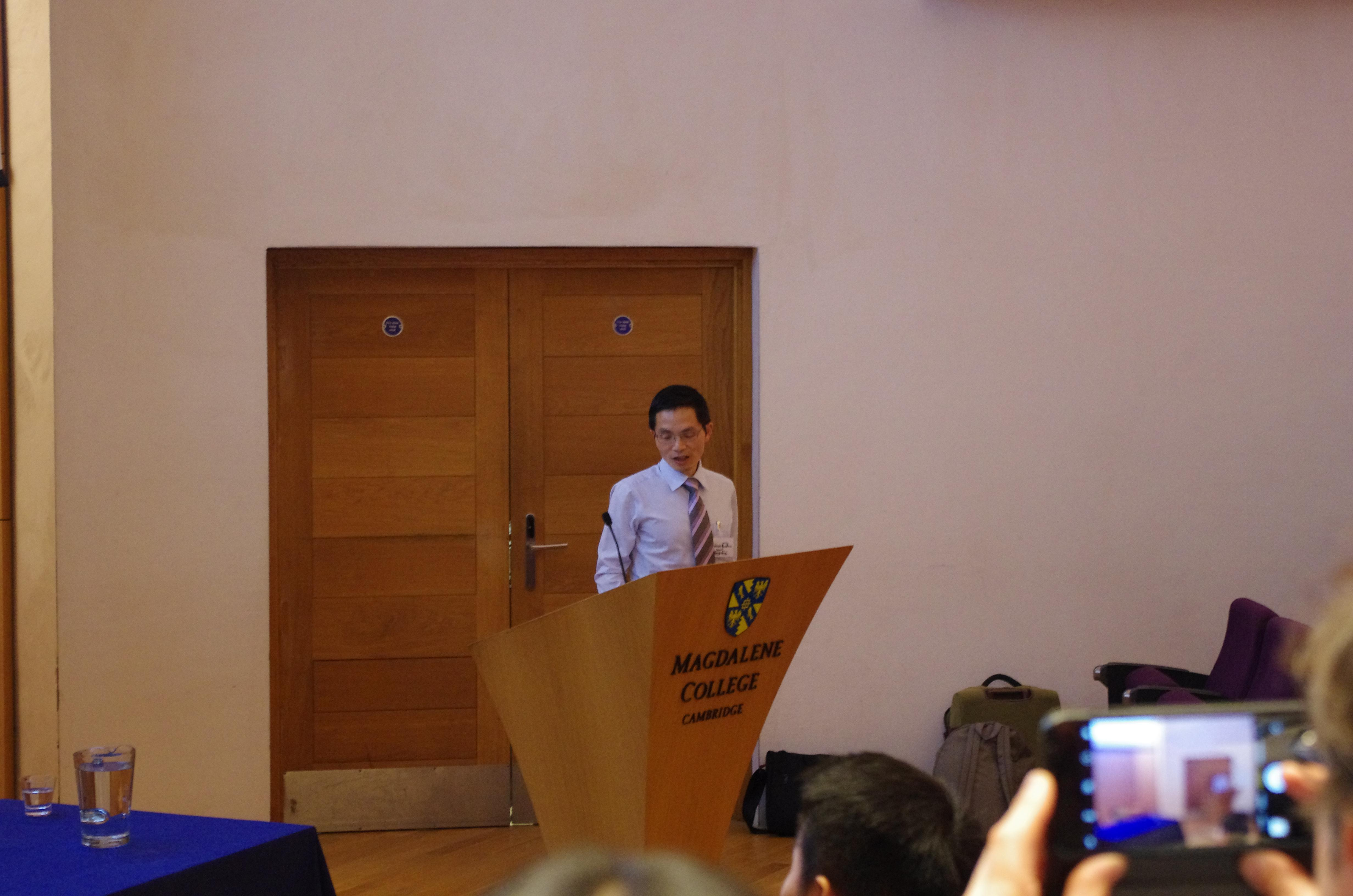 Professor Song (Toshiba) talks about HVDC