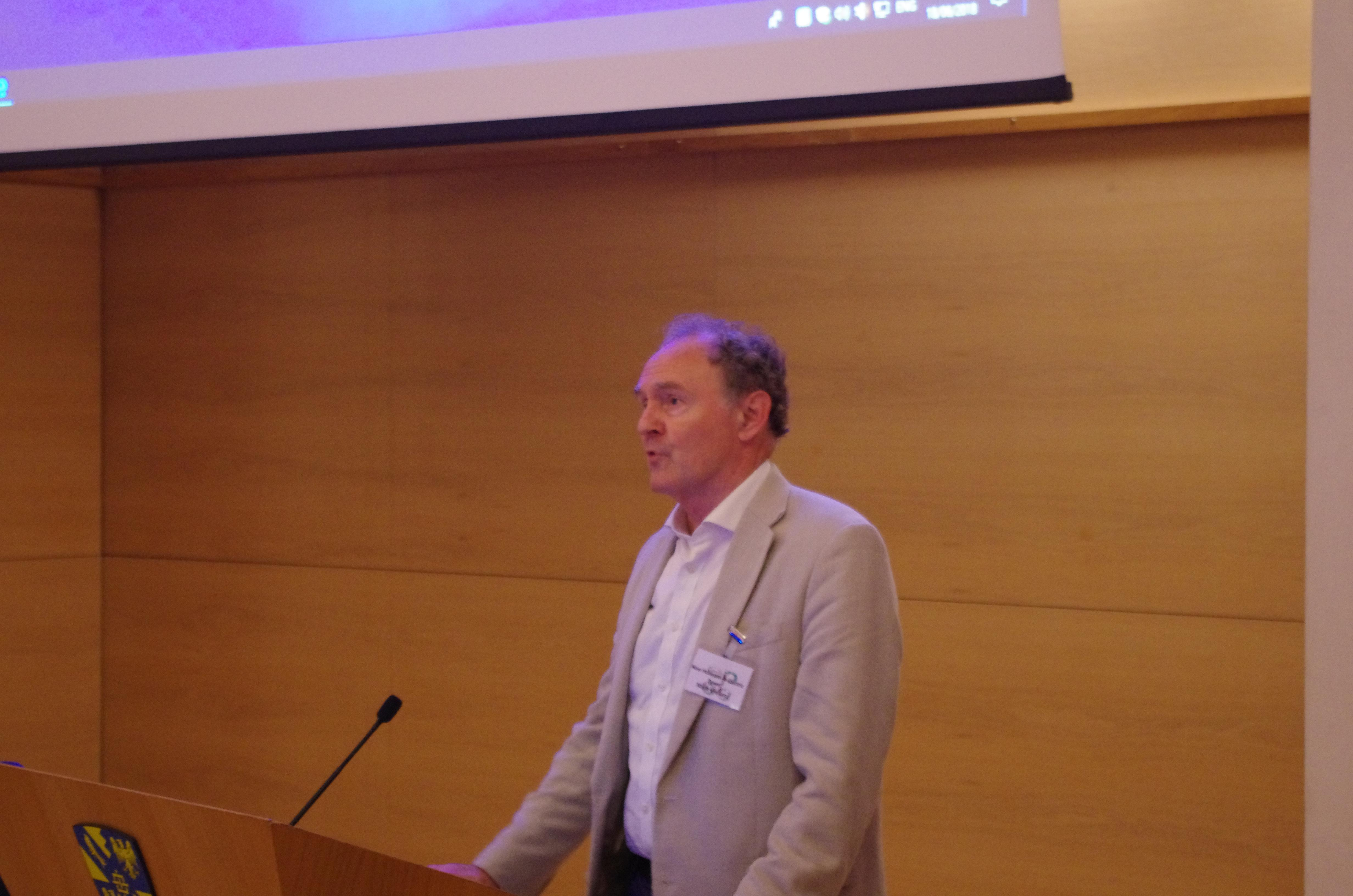 Professor Sir Mark Welland